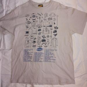 Vintage Seinfeld Tshirt
